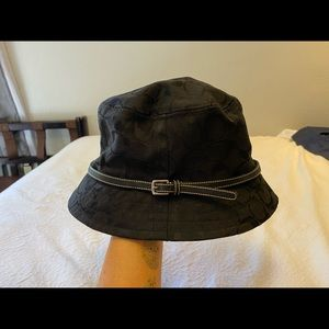 Coach Black Hat